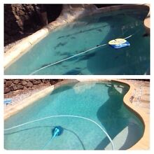 Automatic pool cleaner installed for $450 Varsity Lakes Gold Coast South Preview