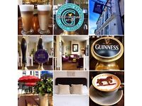 HARD WORKING COUPLE REQUIRED FOR THE WHITE HORSE HOTEL, STORRINGTON, WEST SUSSEX