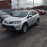 2015 Toyota RAV4 Limited TECHNOLY PACKAGE
