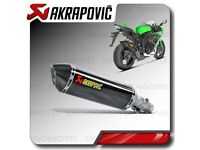 akrapovic end can mint condition