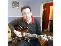 Mario Guitar Lessons