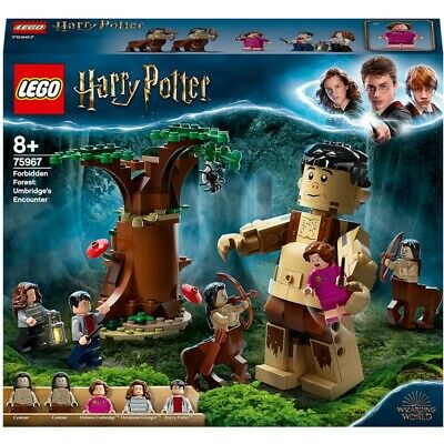 LEGO 75967 Harry Potter Forbidden Forest: Umbridge's Encounter BNIB