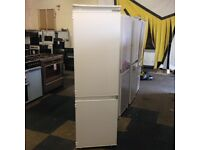 CATA BIFF70A WHITE INTEGRATED 70/30 FROST FREE FRIDGE FREEZER brand new