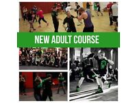 Martial arts and fitness classes