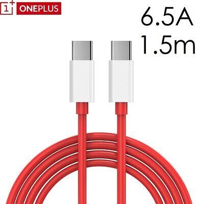 Câble Warp Dash USB-C Type-C Chargeur PD 1.5m 1+ Charge Rapide 65W...