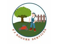 P J Rogers Services Garden Maintenance