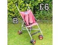 Stroller (B)