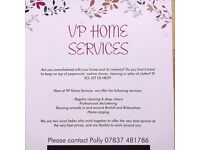 VP HOME SERVICES - Domestic cleaning, decluttering and home staging service - BIRSTALL & BIRKENSHAW