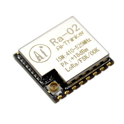 433mhz Sx1278 Lora Ra-02 Rf Wireless Module 10km Ultra Long Range Transceiver