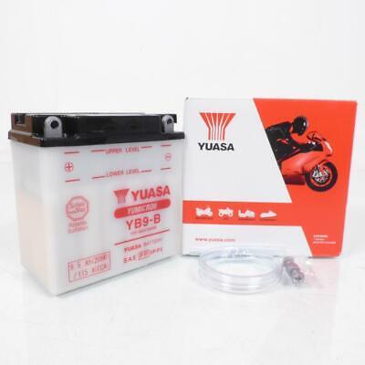 Batterie Yuasa pour Moto Daelim 125 Daystar 2006 à 2020 Neuf