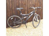 (D) MUDDYFOX Mountain Bike Unsex bike