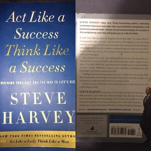 Act like a success, think like a success Glenelg Holdfast Bay Preview