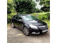 Vauxhall Insignia - Estate - 2.0 Turbo Diesel - 2009
