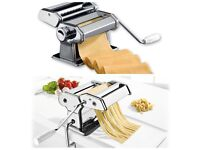 Ernesto Pasta Machine - Three Different Rollers - As New, Boxed