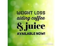 Weightloss Coffee + Juice