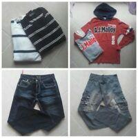 c01efa46a5af Lotto stock abbigliamento uomo Maglioncino maglia jeans 6 pezzi 💎🖤