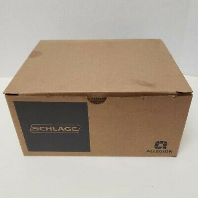 Schlage Al10s Sat 626 Saturn 11-116 Latches Passage Door Lever Set Satin Nickel