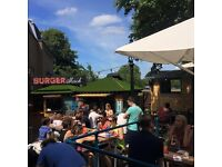 Windmill Clapham looking for a Burger Shack chef
