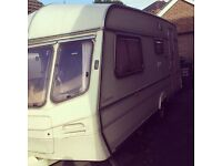 Lunar Sunbeam 4 Berth