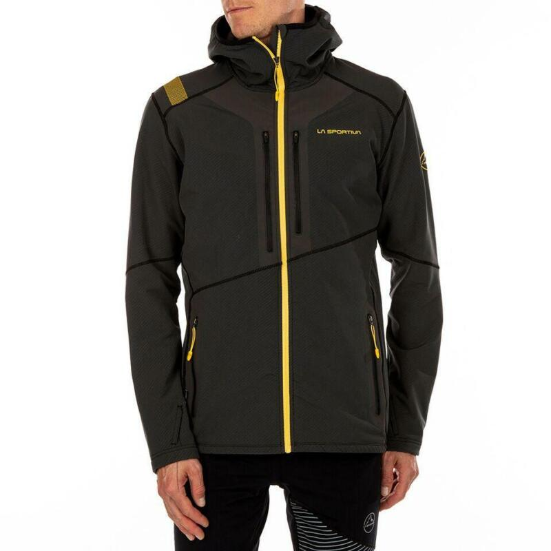 55-75% OFF RETAIL La Sportiva Theory Hoody Men Climb Hike Active MULT SIZE COLOR
