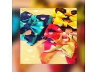 Colorful Bows for Family