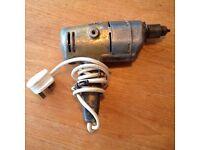 "Vintage Black & Decker D750 Electric Drill 5/16"" (8mm)"
