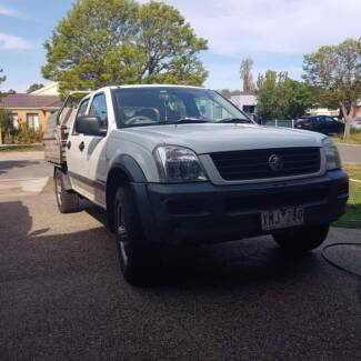 Holden rodeo 2004