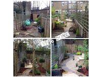 Garden Winter Clear Ups, Spring Prep's & Landscaping