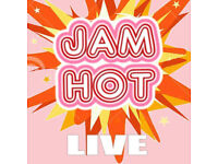 JAM HOT - Gigs Available - Bands Acts wanted for a 30 minutes set