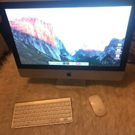21.5 inch iMac (Mid 2011) Great Condition!
