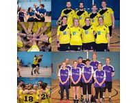 Korfball - a fun, social, mixed-sex sport!