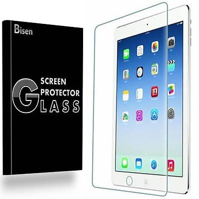 iPad Mini 4 [BISEN] Tempered Glass Screen Protector Guard Shield Saver Cover