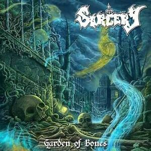 SORCERY - Garden Of Bones LP Dismember Demigod Unbounded Terror Bolt Thrower