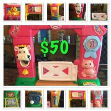 Fisher-Price Laugh & Learn Learning Farm Rochedale South Brisbane South East Preview