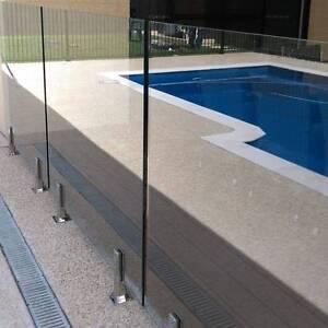 Glass Pool, Aluminium & Colorbond Fences/Gates Rockingham Rockingham Area Preview