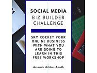 Social Media Biz Builder Challenge - Workshop