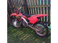HONDA CR250 2001