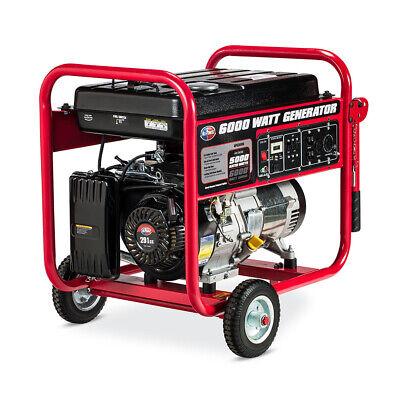 Miami Pickup All Power America Apgg6000 50006000 Watts 11hp Gas Generator