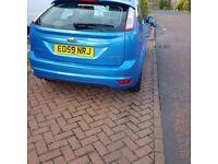 Ford Focus Zetec 100 59 Plate, 1.6 Petrol