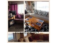 Caravan hire towyn north wales