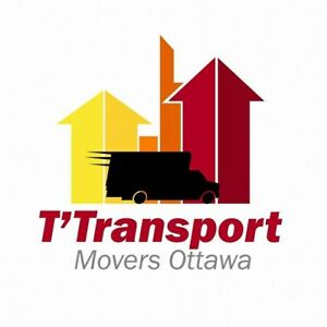 T'Transport Moving & Delivery ☎️(613)794-2205