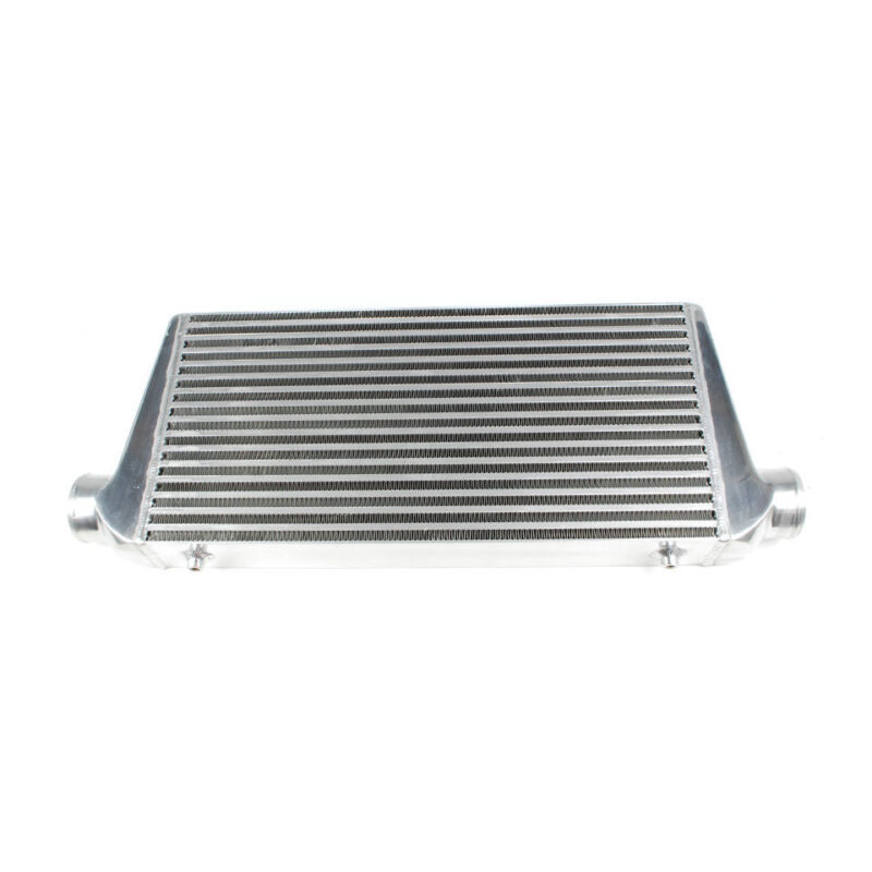 "Universal Spec-v Aluminum Turbo Intercooler Fmic 30x12x3 600hp 3"" Inlet / Outlet"