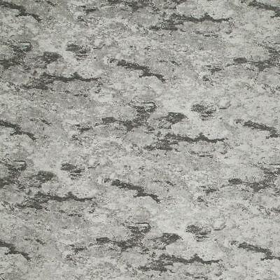 3 YDS BEAUTIFUL ASHELY WILDE BIRNAM FLINT GRAY WOVEN TEXTURED UPHOLSTERY FABRIC