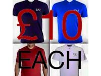 Branded Polo Tops