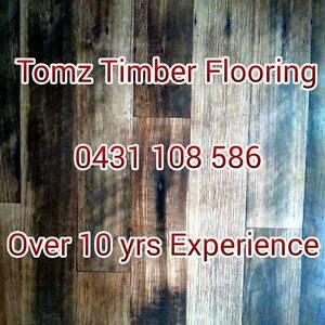 Tomz Timber Flooring Werribee Wyndham Area Preview