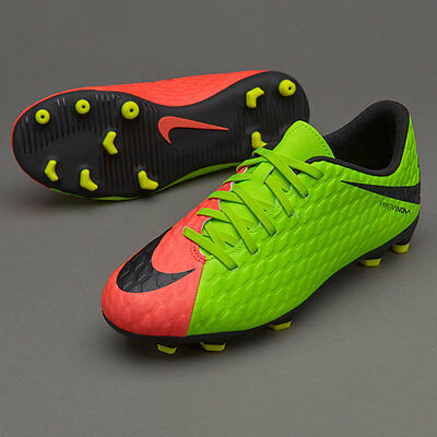 Nike Hypervenom Phade 3 Junior FG Football Boots ( Neymar Jnr ) Firm Ground