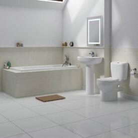 **ONE LEFT** Melbourne Bathroom Suite