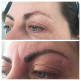 Semi-permanent makeup. Tattoo. Hairstroke Brows. Lash enhancement. Lip Blush. Powder brows