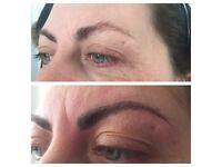 Semi-permanent makeup. Tattoo. Hairstroke Brows. Lash enhancement. Lip Blush. Powder brows