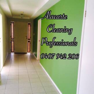 ALACARTE CLEANING PROFESSIONALS Springfield Lakes Ipswich City Preview